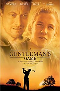 NEW Gentleman's Game (DVD)