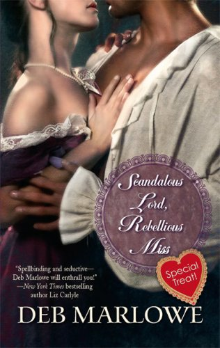Image for Scandalous Lord, Rebellious Miss (Harlequin Historical Series)