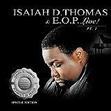 echange, troc Isaiah D Thomas, Elements of Praise - Live Part 1