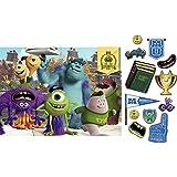 Hallmark - Disney Monsters U Backdrop and Props Kit