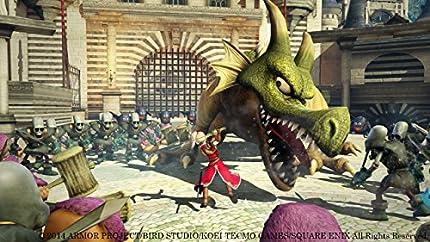 ドラゴンクエストヒーローズ 闇竜と世界樹の城