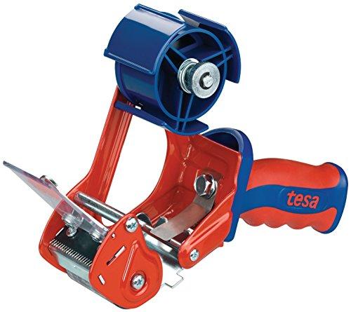 tesa-Packband-Handabroller-Modell-Comfort-fr-Rollen-bis-66m-x-50mm