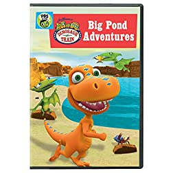 Dinosaur Train: Big Pond Adventures DVD