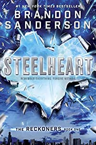 Steelheart by Brandon Sanderson ebook deal