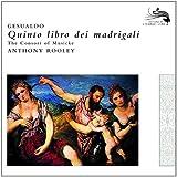 Cinquième Livre De Madrigaux A Cinq Voix