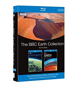 The BBC Earth Collection [Blu-ray]