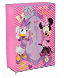 Disney Minnie Mouse Free Standing Closet