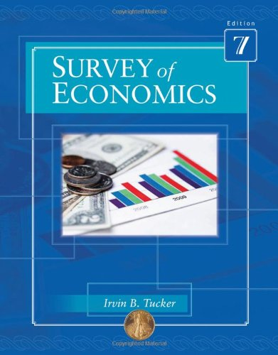 Survey of Economics (Available Titles CourseMate)