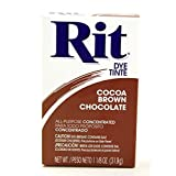Rit Concentrated Powder Fabric Dye Cocoa Brown - each