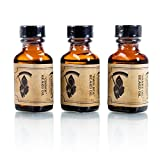 Smolder, Cinder & Snake Oil 3 Pack Beard Oil - By The Blades Grim
