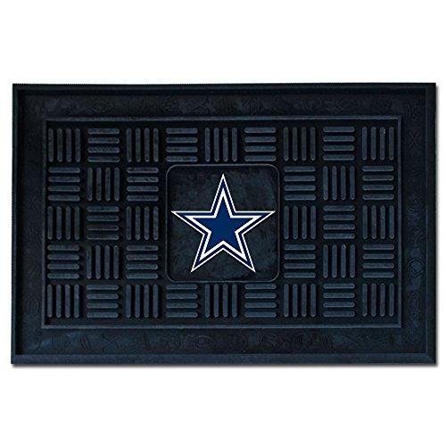 FANMATS NFL Dallas Cowboys Vinyl Door Mat