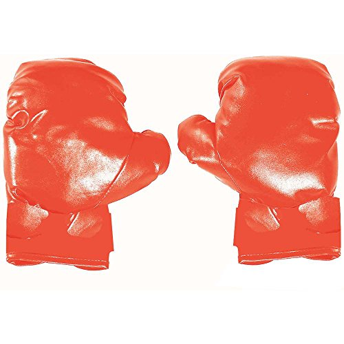 [Red Boxing Gloves] (Womens Boxing Costumes)