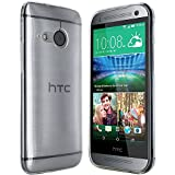 Moodie HTC One Mini 2 Hülle in Transparent Silikonhülle
