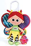 Lamaze Play and Grow Kerry the Fairy Take Along Toy Baby, NewBorn, Children, Kid, Infant