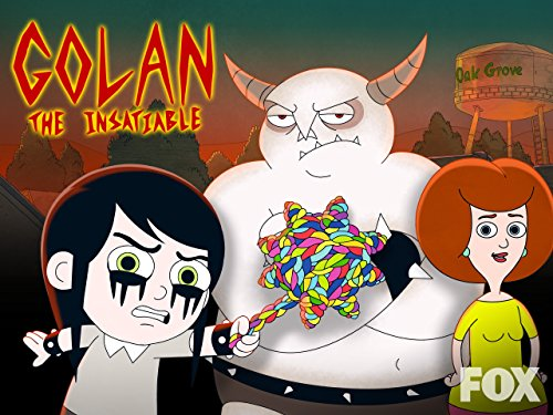 Golan the Insatiable Season 2