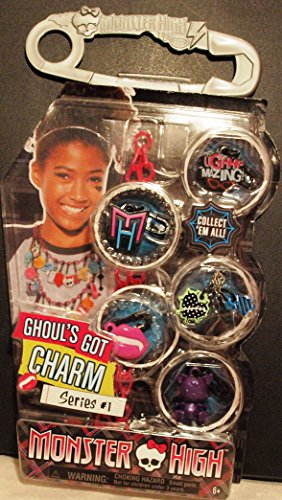 Monster High Ghoul's Got Charm( Series 1 Charms)