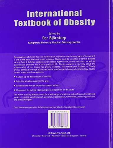 International Textbook of Obesity