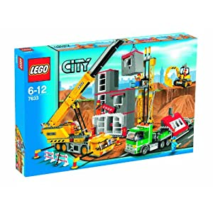 lego spielzeug zu weihnachten lego city baustelle f r 61. Black Bedroom Furniture Sets. Home Design Ideas