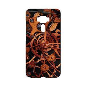 G-STAR Designer Printed Back case cover for Asus Zenfone 3 (ZE552KL) 5.5 Inch - G5882