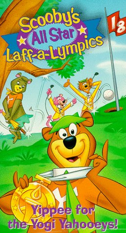 : Yippee for the Yogi Yahooeys! [VHS]