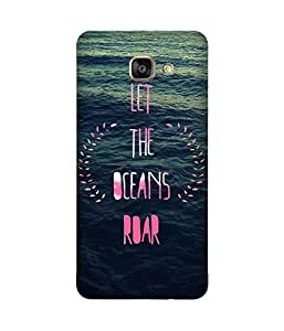 Ocean Roar Back Cover Case for Samsung Galaxy S7