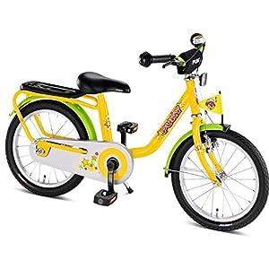 Amazon.com : Puky Z6 kid's bike yellow (Frame size: 29 cm) childrens
