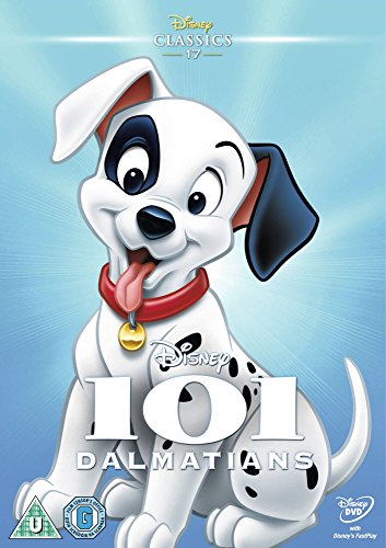101 Dalmatians (1961) (Limited Edition Artwork & O-ring) [DVD]