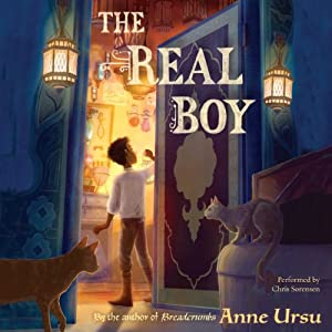 The Real Boy | [Anne Ursu]