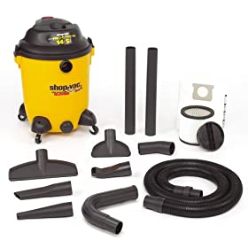 Shop-Vac 963-14-00 Ultra Blower Wet/Dry Vacuum 14-Gallon, 5.5-HP