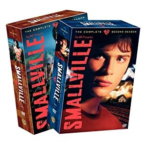 Smallville - The Complete First Two Seasons (2-Pack) movie