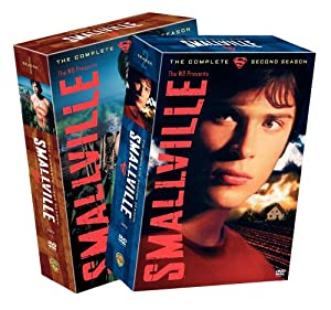 Smallville - The Complete First Two Seasons (2-Pack)