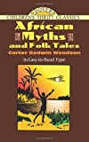 img - for African Myths and Folk Tales (Dover Children's Thrift Classics) book / textbook / text book