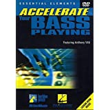Accelerate Your Bass Playing [DVD]by Artist Not Provided