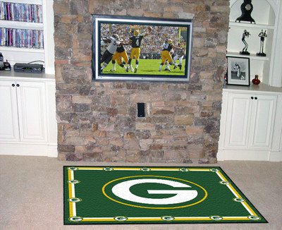 Fanmats Green Bay Packers 4x6 Rug