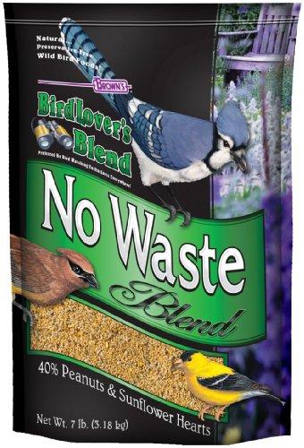Cheap F.M. Brown's BirdLover's Blend, 7-Pound, No Waste blend (B004HSSSS2)