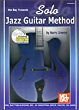 Mel Bay Solo Jazz Guitar Method Book/CD Set