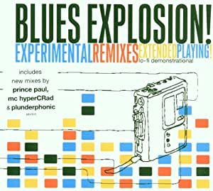 Experimental Remixes: Extended Playing