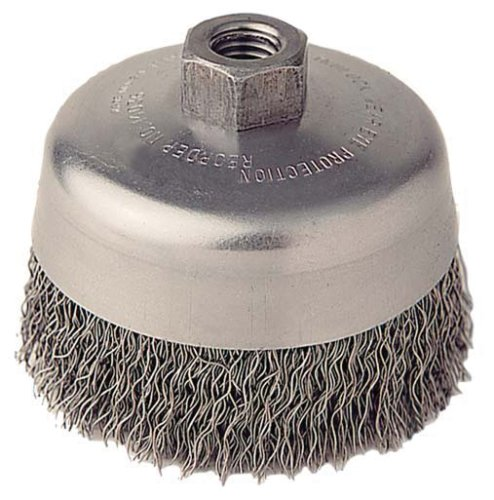 """Advanced Tool Design Model  ATD-8231  5"""" Crimped Cup Brush"""