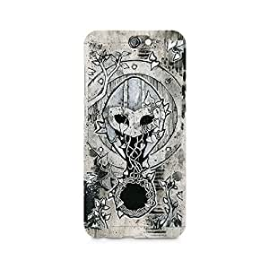 Mobicture Monster Premium Printed Case For HTC One A9