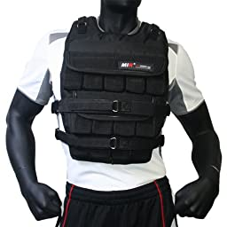 MIR® - 140LBS PRO (LONG STYLE) ADJUSTABLE WEIGHTED VEST
