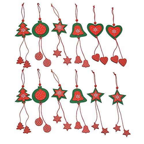 veewon-arbre-de-noel-hanging-ornement-decorations-de-noel-pendentif-arbre-bells-etoiles-style-12pcs-