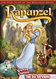 echange, troc Brothers Grimm: Rapunzel & Six Servants [Import USA Zone 1]