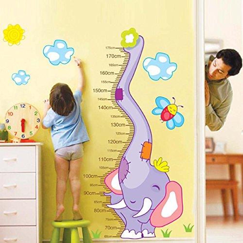 yesurprise-vinilo-adhesivo-infantil-pegatina-pared-para-dormitorio-sala-armario-elefante-purpura-med