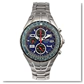 Pulsar Men's PF3189 Tech Gear Flight Computer Watch