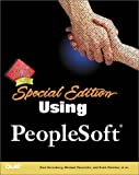 img - for Special Edition Using PeopleSoft (SE Using) book / textbook / text book