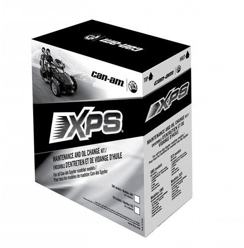 CAN AM SPYDER OIL CHANGE KIT (SE6) - 219800356 (Can Am Oil Filter compare prices)