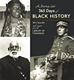A Journey into 365 Days of Black History 2011 Wall Calendar (0764953974) by Library of Congress