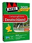 ACSI Campingf�hrer Deutschland 2015 m...