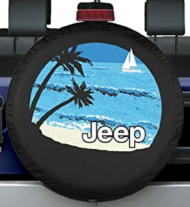 29 30 premium jeep tire cover beach design. Cars Review. Best American Auto & Cars Review