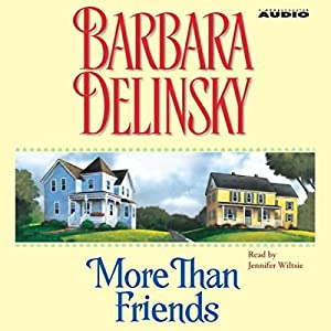More Than Friends Audiobook